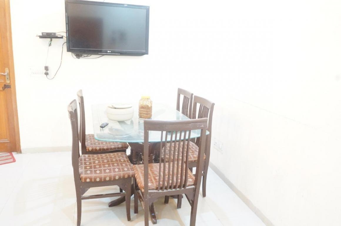 Living Room Image of Shree Shyam PG in Green Field Colony
