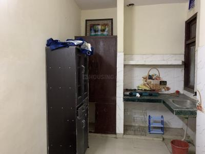Gallery Cover Image of 350 Sq.ft 1 RK Independent Floor for rent in New Ashok Nagar for 7000