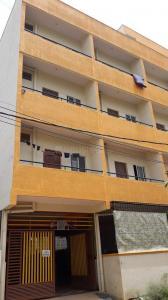 इलेक्ट्रॉनिक सिटी में श्री बालाजी पीजी के बिल्डिंग की तस्वीर