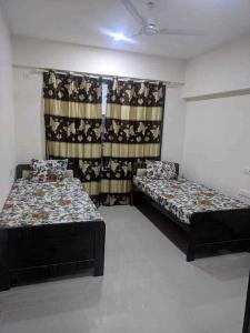 Bedroom Image of Vk Realty PG in Andheri East