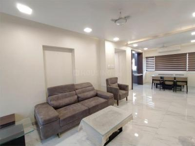 Gallery Cover Image of 1500 Sq.ft 3 BHK Apartment for rent in Panju Mahal, Bandra West for 175000