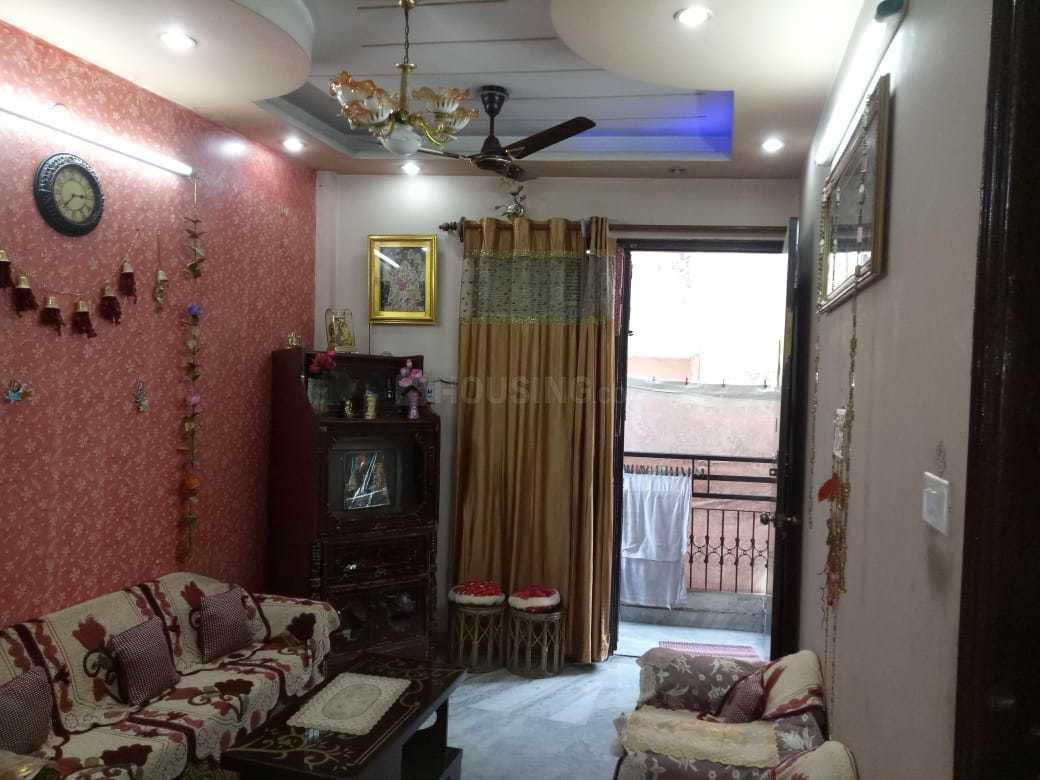 Living Room Image of 540 Sq.ft 1 BHK Independent Floor for buy in Tilak Nagar for 2300000
