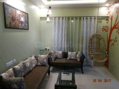 Gallery Cover Image of 516 Sq.ft 1 BHK Apartment for buy in Chandak Sparkling Wings, Dahisar East for 9000000