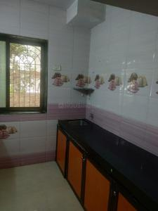 Gallery Cover Image of 528 Sq.ft 1 BHK Apartment for rent in Kalash Udhyan Complex, Kopar Khairane for 15000