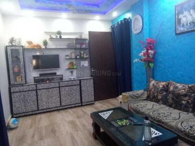Gallery Cover Image of 810 Sq.ft 3 BHK Apartment for rent in Matiala for 20000