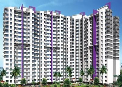 Gallery Cover Image of 1350 Sq.ft 3 BHK Apartment for rent in Kasarvadavali, Thane West for 24000