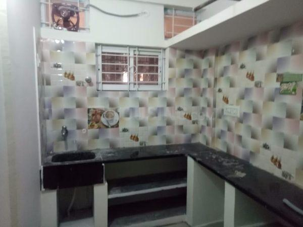 Kitchen Image of 612 Sq.ft 2 BHK Apartment for rent in Thippasandra for 25000