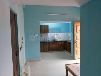 Gallery Cover Image of 600 Sq.ft 1 BHK Independent House for rent in Vibhutipura for 11000