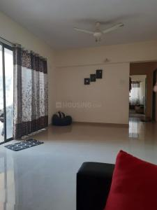 Gallery Cover Image of 1700 Sq.ft 3 BHK Apartment for rent in Belvalkar Housing Solacia, Wagholi for 15000