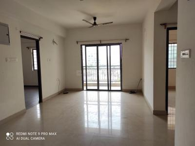 Gallery Cover Image of 1265 Sq.ft 3 BHK Apartment for rent in Loharuka Green Heights, Rajarhat for 12000