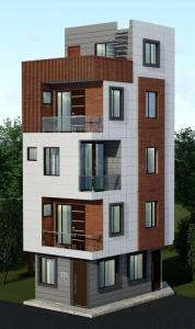 Gallery Cover Image of 1260 Sq.ft 4 BHK Apartment for rent in Manglapuri for 16000