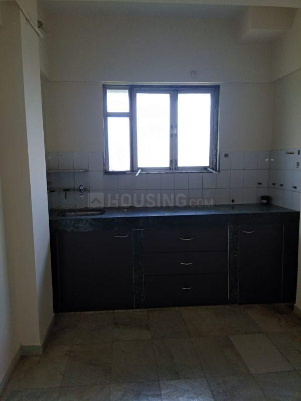 Kitchen Image of 550 Sq.ft 1 BHK Apartment for rent in Dahisar East for 18000
