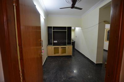Gallery Cover Image of 500 Sq.ft 1 BHK Independent Floor for rent in Hebbal for 8000