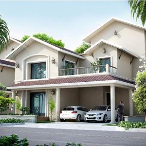 Gallery Cover Image of 2217 Sq.ft 3 BHK Villa for buy in Veerakeralam for 15500000