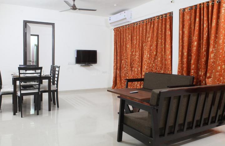 Living Room Image of PG 4643509 Kharghar in Kharghar