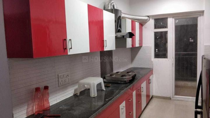 Kitchen Image of Om Sai PG in Ahinsa Khand