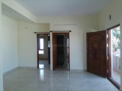 Gallery Cover Image of 1200 Sq.ft 2 BHK Independent Floor for rent in Kempapura Agrahara for 17000
