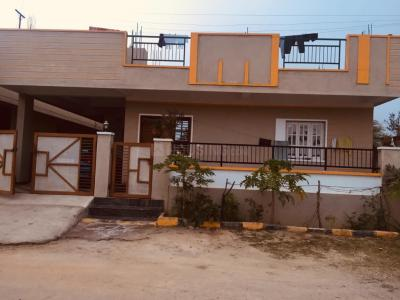Gallery Cover Image of 1120 Sq.ft 2 BHK Independent House for rent in Krishnarajapura for 19000