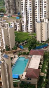 Gallery Cover Image of 625 Sq.ft 1 BHK Apartment for rent in Haware Haware Citi, Kasarvadavali, Thane West for 11999