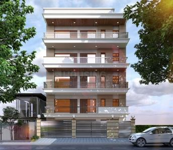 Gallery Cover Image of 2100 Sq.ft 4 BHK Independent Floor for buy in Ashoka Enclave for 10000000