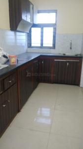 Gallery Cover Image of 1500 Sq.ft 3 BHK Apartment for rent in TATA Eden Court Primo, New Town for 18000
