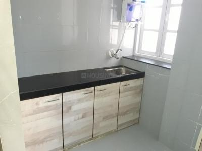Kitchen Image of Vishal PG And Services in Nalasopara West