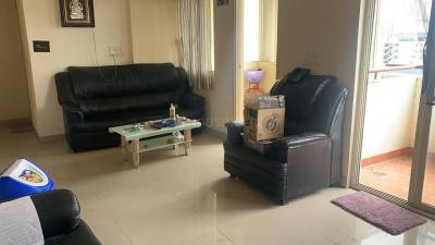 Gallery Cover Image of 1298 Sq.ft 2 BHK Apartment for rent in Ganga Heights, HBR Layout for 20000