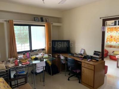 Gallery Cover Image of 790 Sq.ft 2 BHK Apartment for rent in Dhanori for 14000