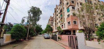 Gallery Cover Image of 1158 Sq.ft 3 BHK Apartment for rent in Morya Gardens, Vaibhav Nagar for 16000