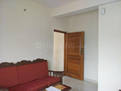 Gallery Cover Image of 575 Sq.ft 1 BHK Apartment for rent in Koramangala for 23000