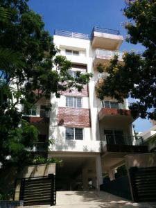 Gallery Cover Image of 2610 Sq.ft 3 BHK Apartment for rent in Banjara Hills for 60000