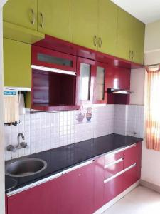 Gallery Cover Image of 1115 Sq.ft 2 BHK Apartment for rent in SVS Windgates, Hennur for 20000