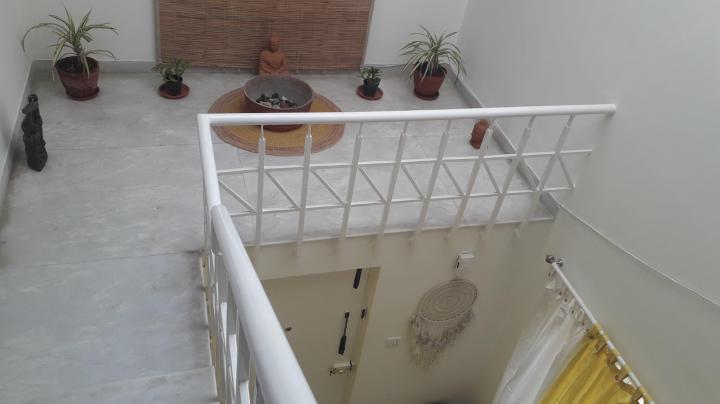 Balcony Image of Rent Room (female) PG Villa - Kaggadaspura in Kaggadasapura