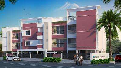 Gallery Cover Image of 906 Sq.ft 2 BHK Apartment for buy in Sekaran Lyrica Phase 2, Perumbakkam for 3805200