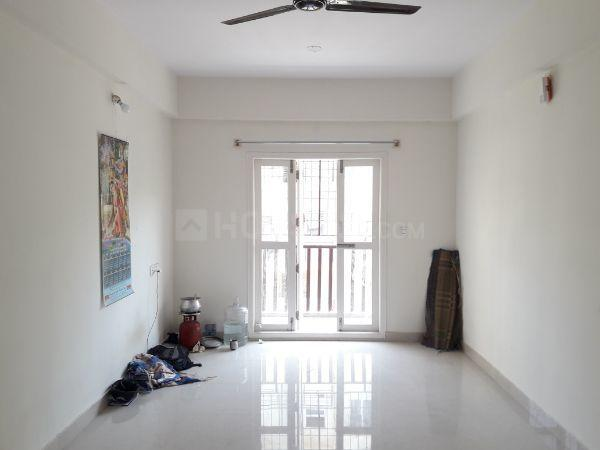 Living Room Image of 1000 Sq.ft 2 BHK Independent Floor for rent in Thippasandra for 20000