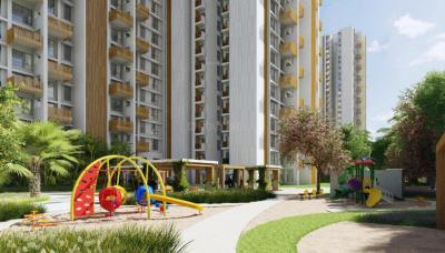 Gallery Cover Image of 1770 Sq.ft 3 BHK Apartment for buy in Mahindra Windchimes, Arakere for 18000000