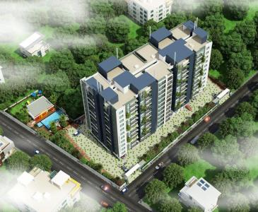 Gallery Cover Image of 1155 Sq.ft 2 BHK Apartment for buy in Visalakshi Prakruthi, Thanisandra for 6134575