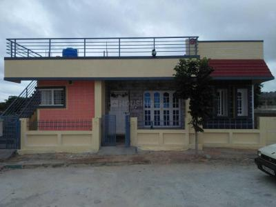 Gallery Cover Image of 1200 Sq.ft 2 BHK Independent House for rent in Gokare for 10000