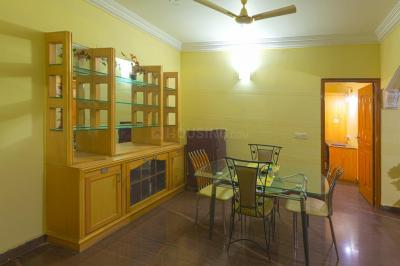 Gallery Cover Image of 1200 Sq.ft 2 BHK Apartment for rent in Ejipura for 35000