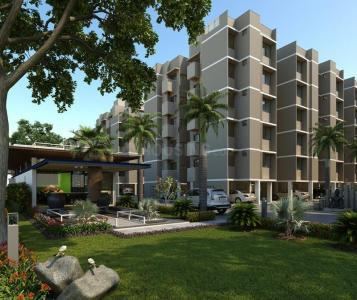 Gallery Cover Image of 639 Sq.ft 1 BHK Apartment for buy in Changodar for 1491260