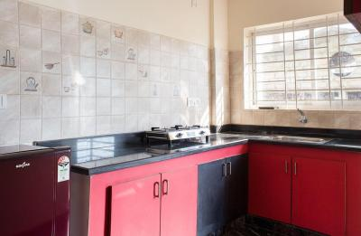 Kitchen Image of 201 Orion East Residency in Maruthi Sevanagar