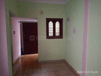 Gallery Cover Image of 400 Sq.ft 1 BHK Independent Floor for rent in Chikkalasandra for 7000