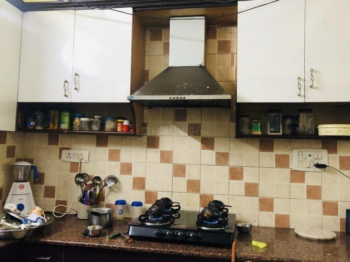 Kitchen Image of Upper Berth in Niti Khand
