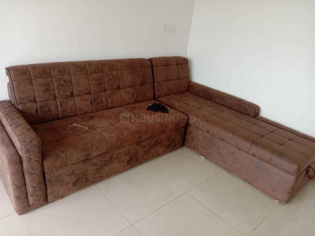 Living Room Image of 1080 Sq.ft 2 BHK Apartment for rent in Bhiwandi for 12000