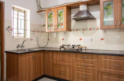Kitchen Image of 301, Rajathdari Apartments in Begur