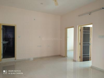 Gallery Cover Image of 550 Sq.ft 1 BHK Independent Floor for rent in Cambridge Apartments, Jogupalya for 20000