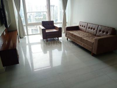 Gallery Cover Image of 2309 Sq.ft 3 BHK Apartment for rent in Indiabulls Blu Tower A, Worli for 250000