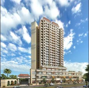 Gallery Cover Image of 639 Sq.ft 1 BHK Apartment for buy in JP Codename HOTCAKE, Mira Road East for 5431500