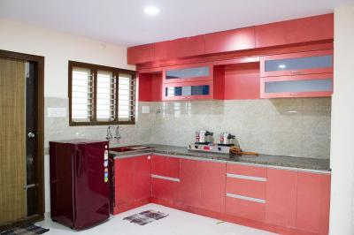 Kitchen Image of PG 4642116 Bagalakunte in Bagalakunte