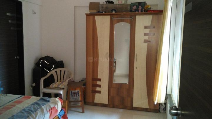 Bedroom Image of 700 Sq.ft 1 BHK Apartment for rent in Wakad for 16500